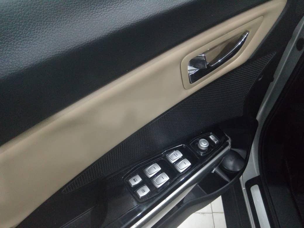 ریکاوری کامل سالن خودرو